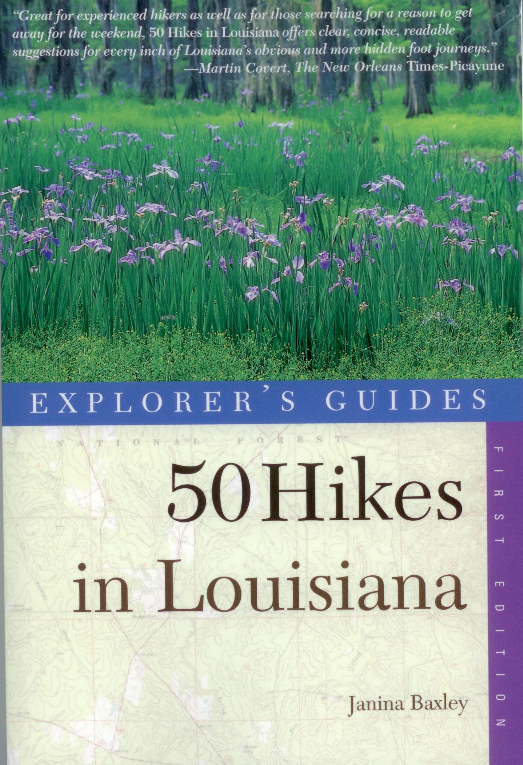 6 Hiking Destinations Near New Orleans