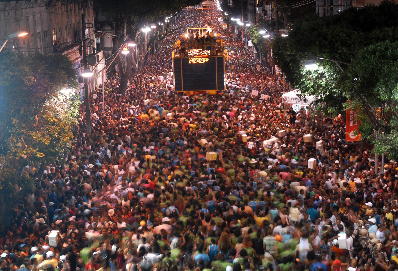 Carnival Around the World: Brazil
