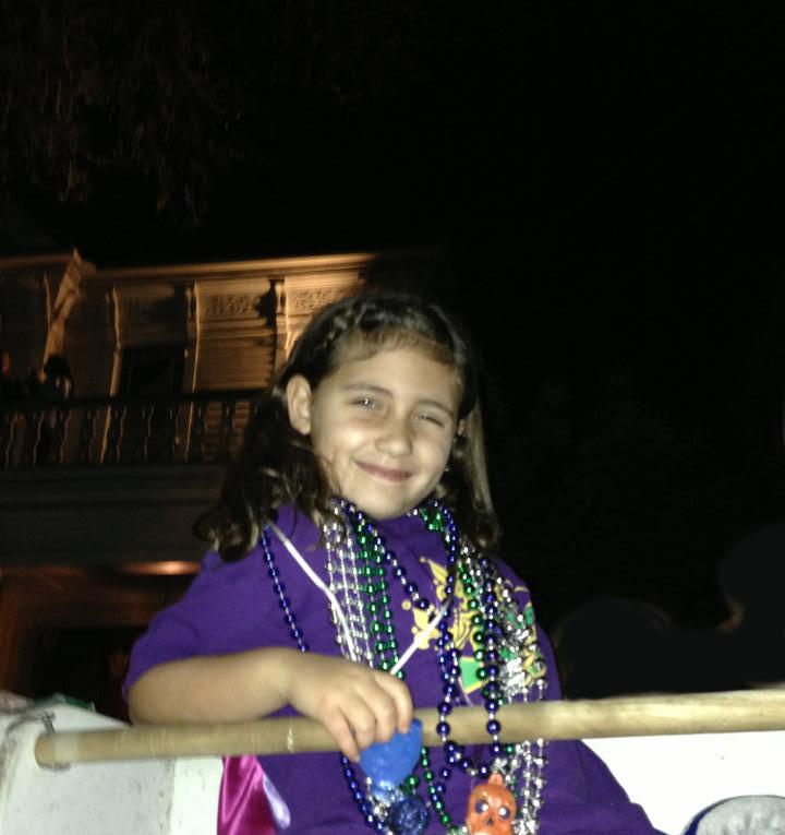 Raising Up: Mardi Gras Ladders