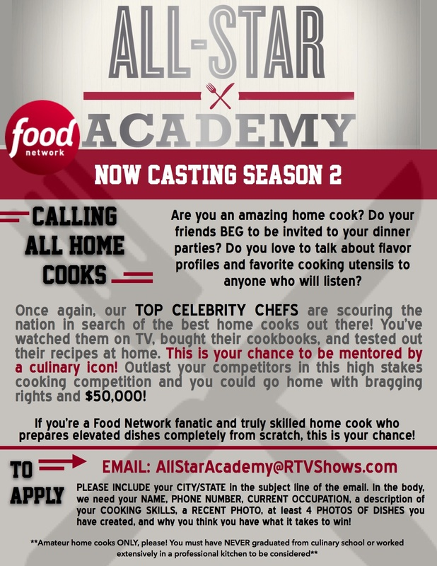 Food network competition coming to nola where yat food network competition coming to nola forumfinder Choice Image