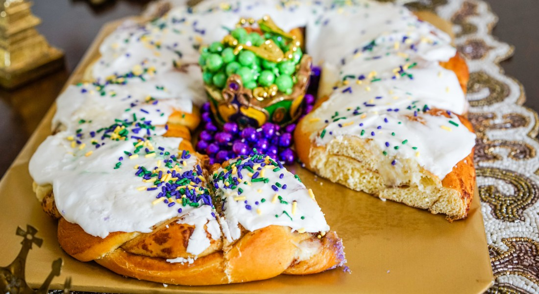 Manny Randazzo King Cake Recipe