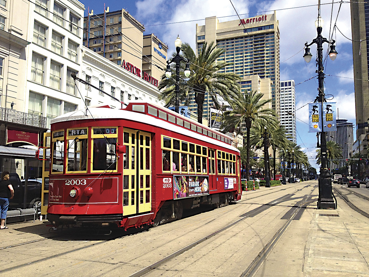 The Easiest Thing About the Big Easy: Moving Here