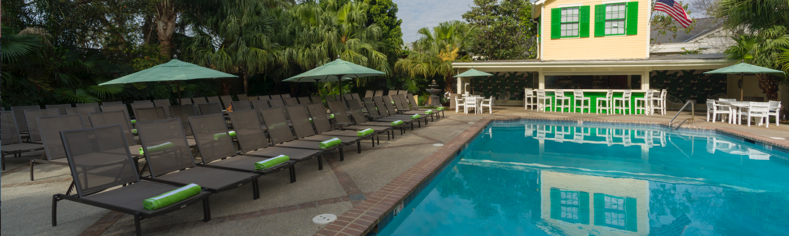 New Orleans Pools to Help You Cool Off This Summer