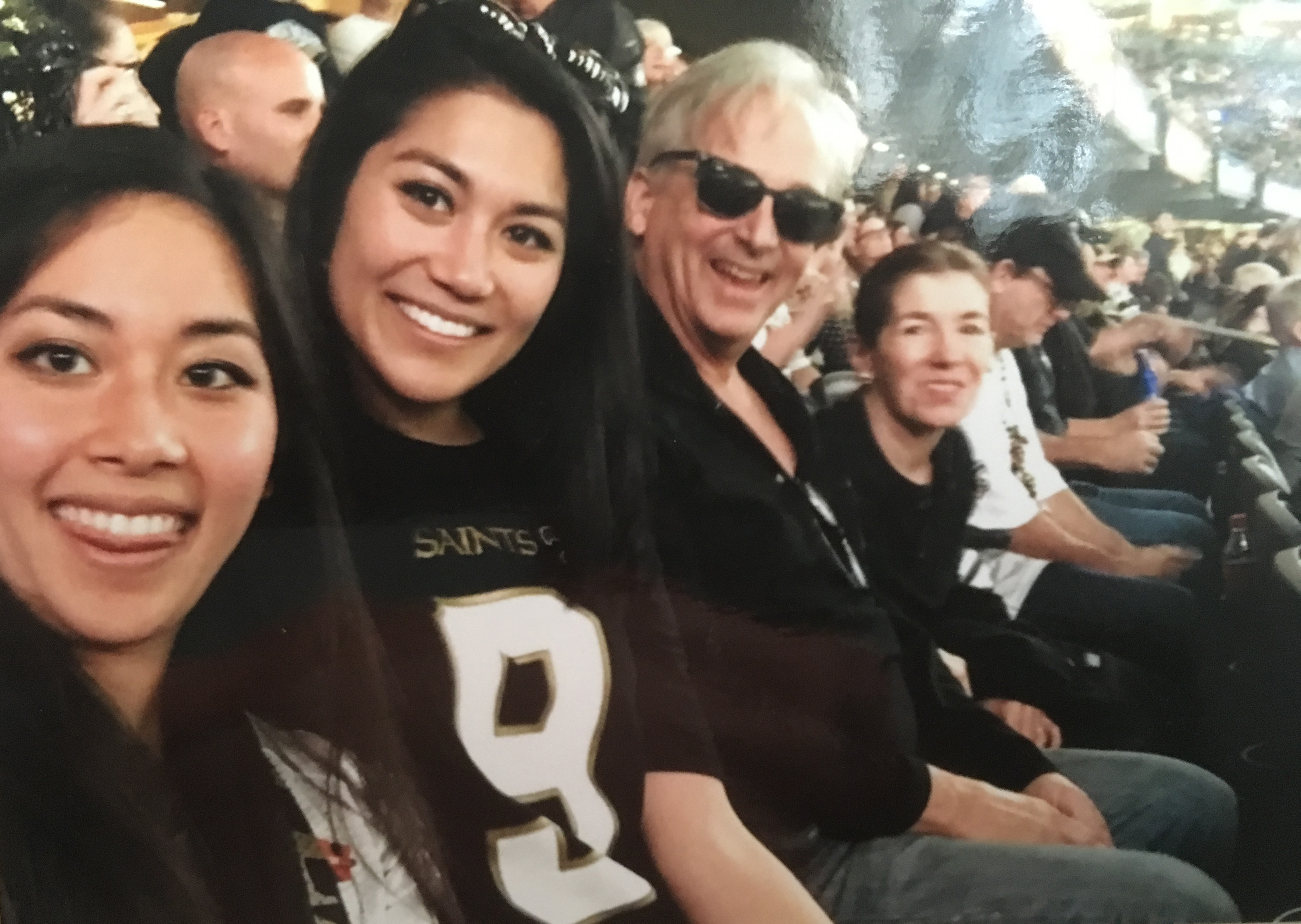 A Local's Life: A Look at a Few Die-Hard Saints Fans