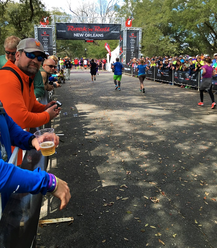 Pounding the Pavement with the Rock 'n' Roll Marathon Series
