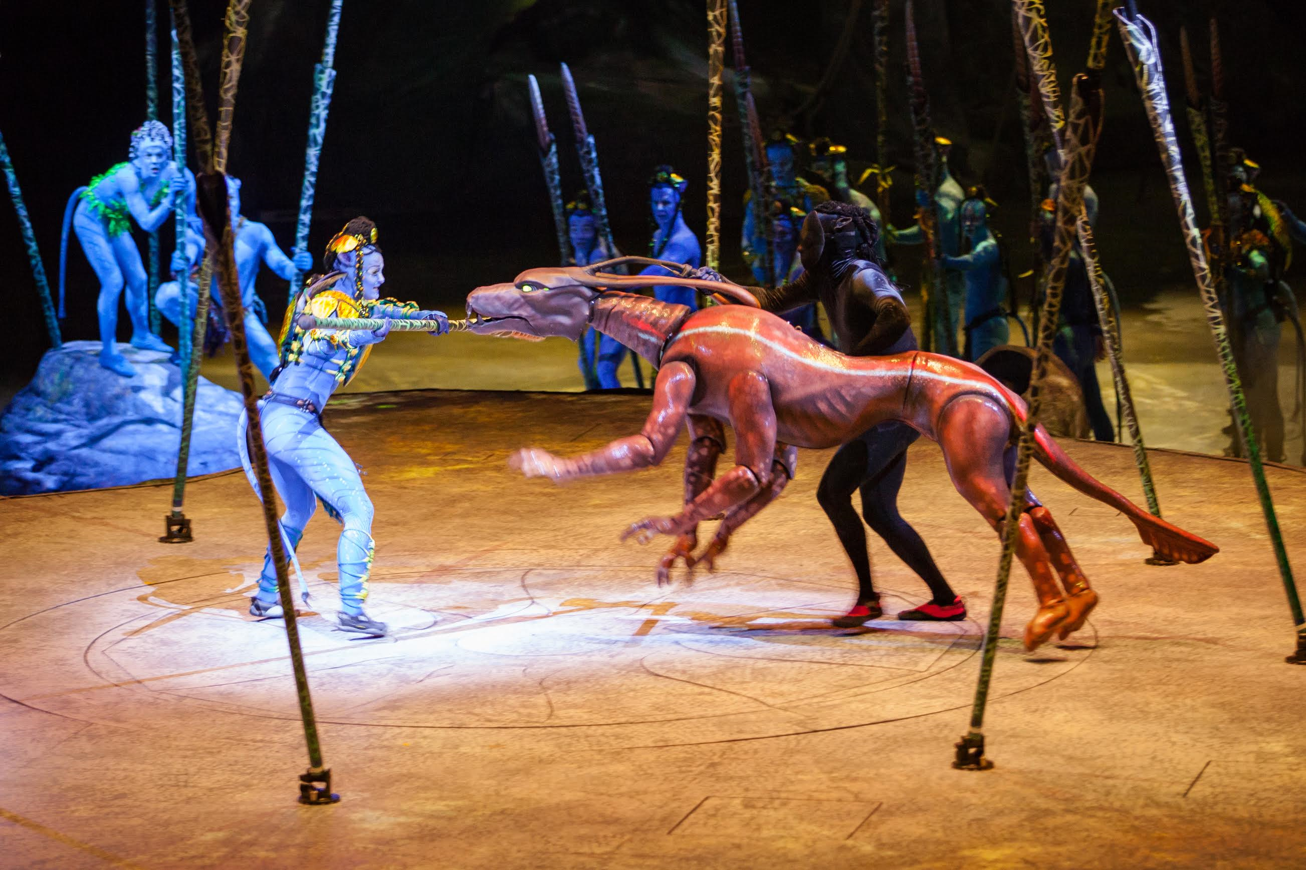 Cirque du Soleil is Soaring into Town with <em>TORUK�The First Flight</em>