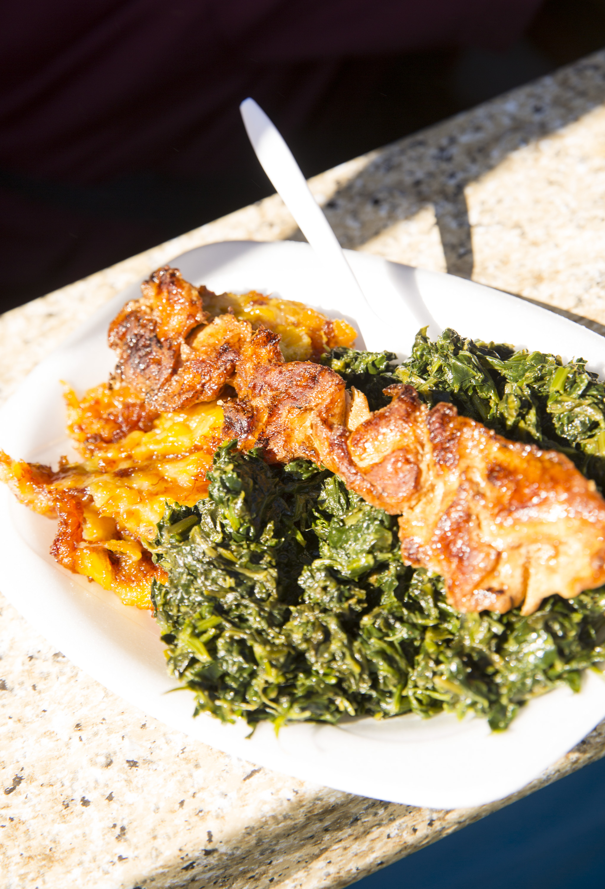 Food of the Fest: Pairing Food and Music at Jazz Fest 2017