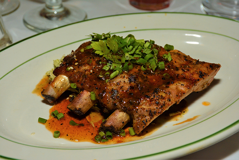 Tujague's Continues Celebrating Their 160 Years with a Second Guest Chef Dinner