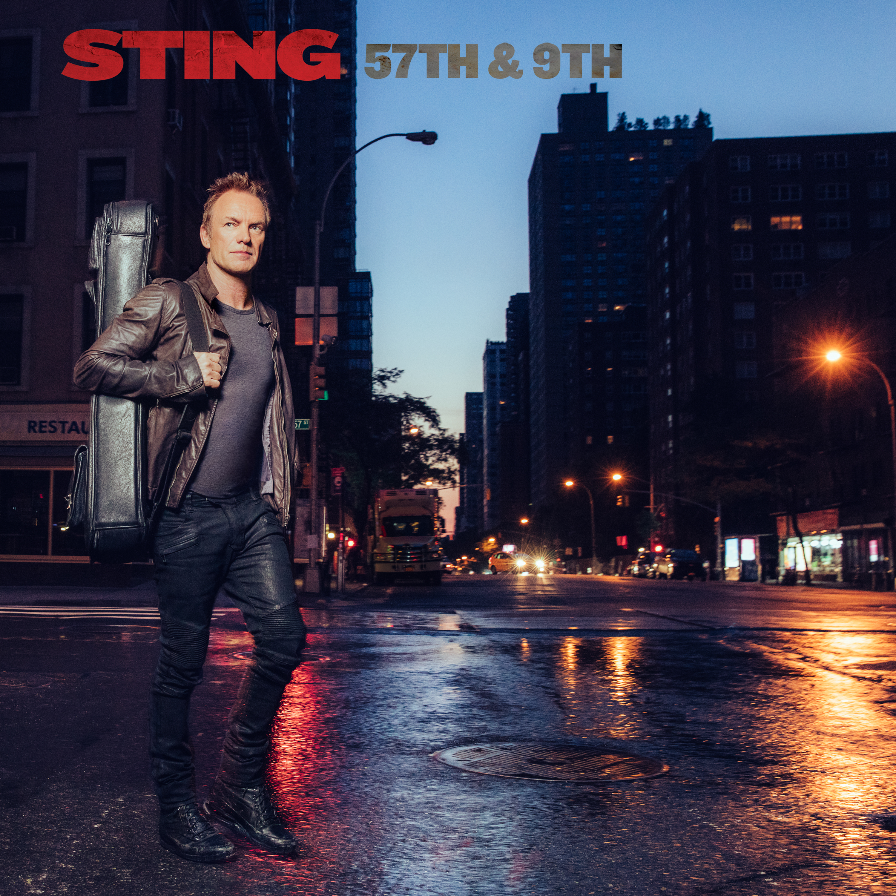 Sting and Me