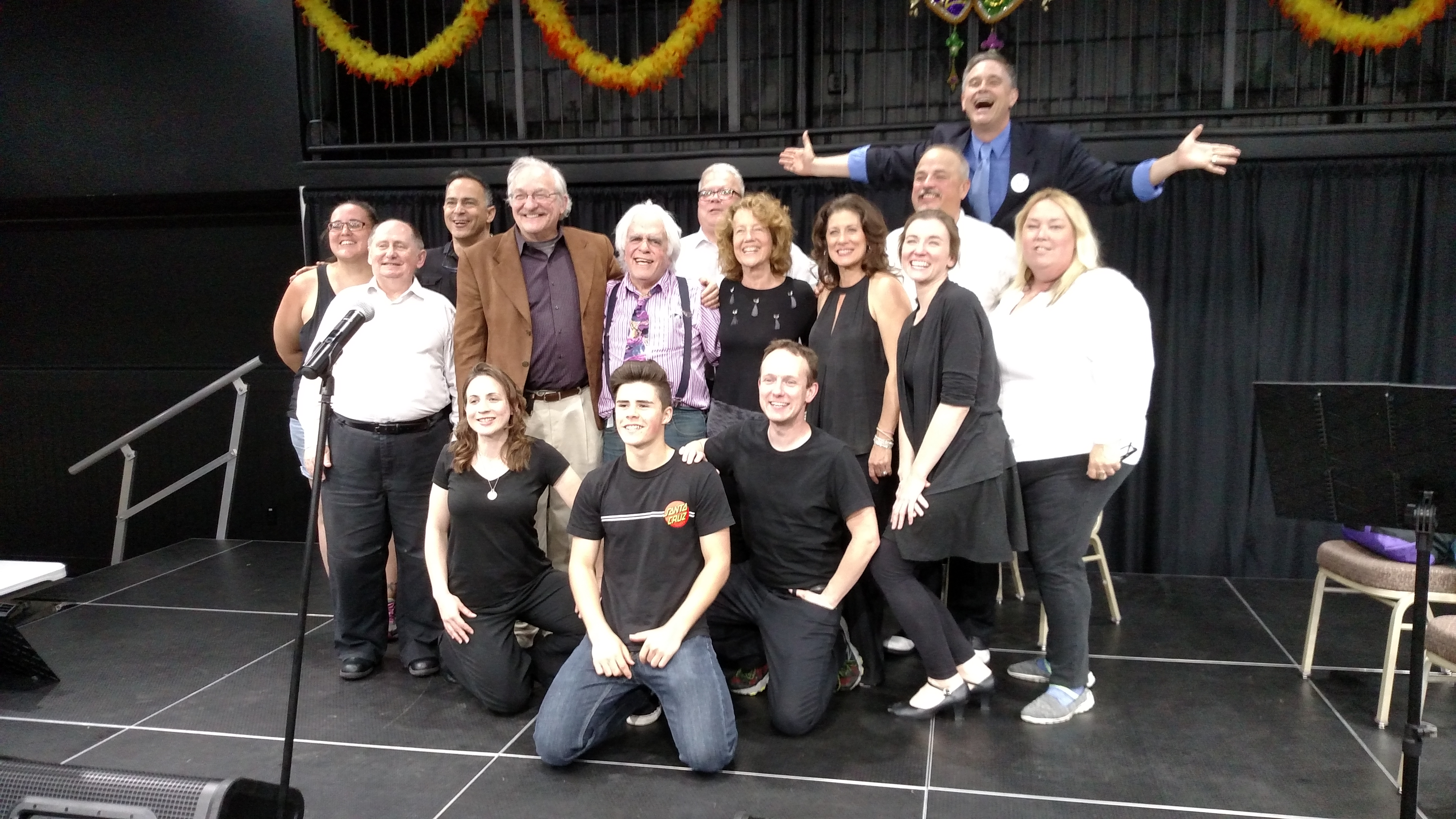 Gretna Welcomes a New Festival with the Mainstreet New Music Theatre Festival