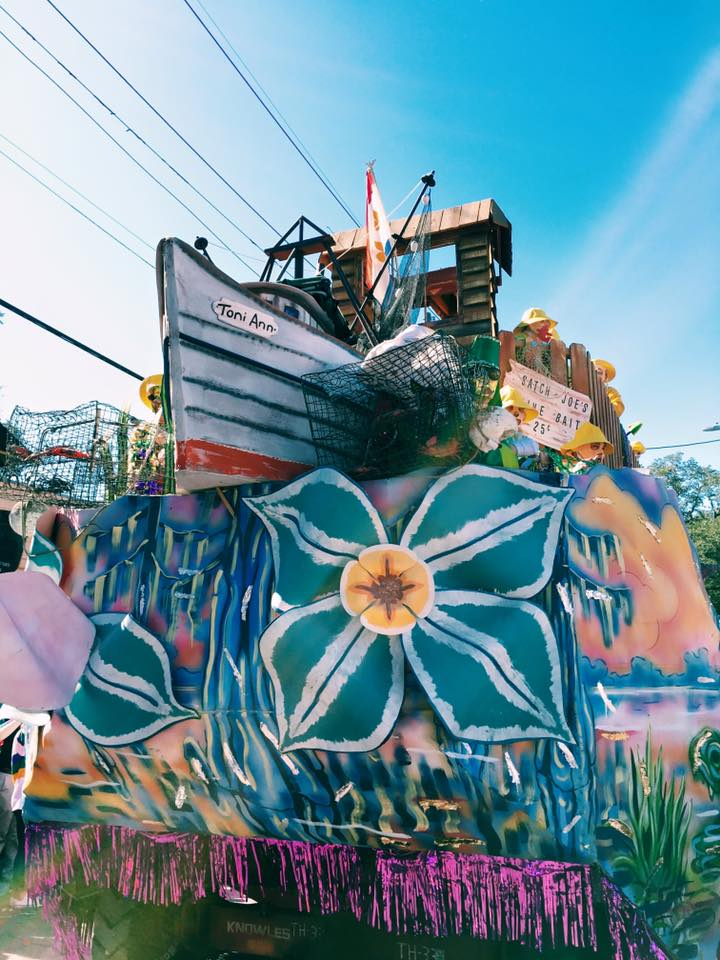 What it's Like to Ride: The Krewe of Thoth