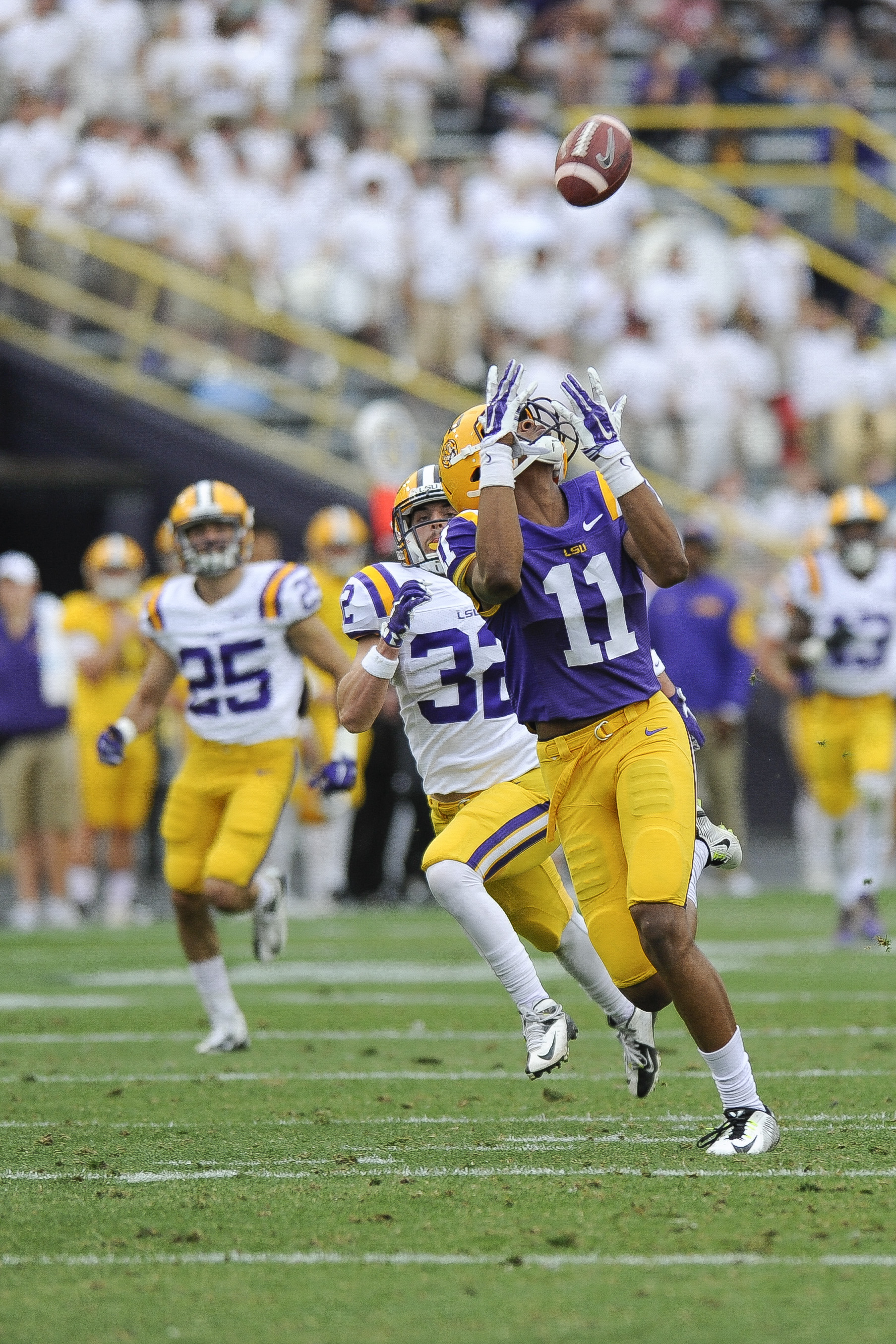Great Expectations: National Title for LSU?