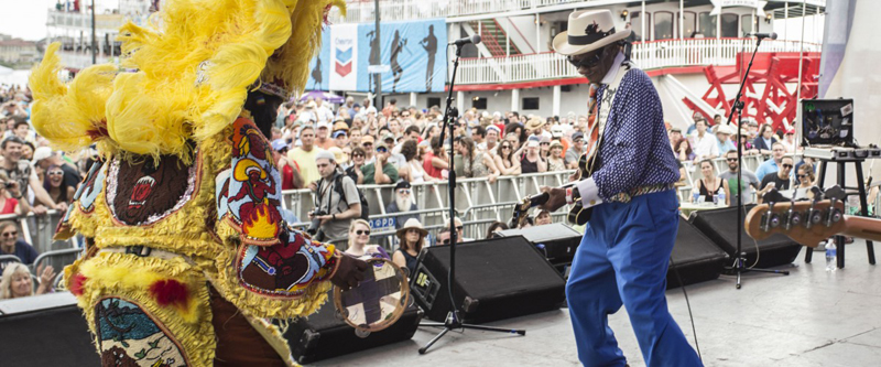 French Quarter Fest Preview