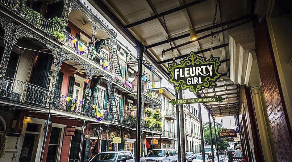 The Rainy Day Guide to New Orleans