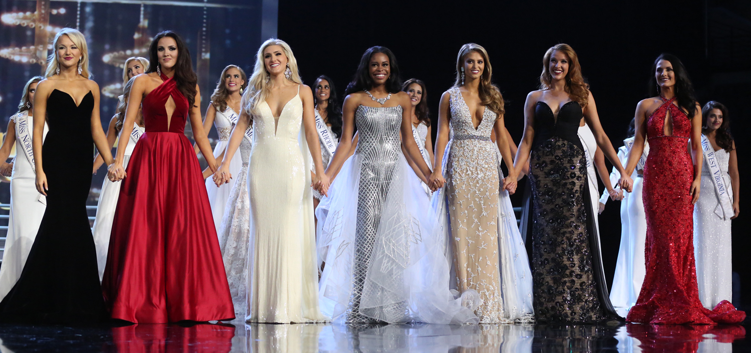 Miss Louisiana Makes Top 10 at Miss America Pageant 2018