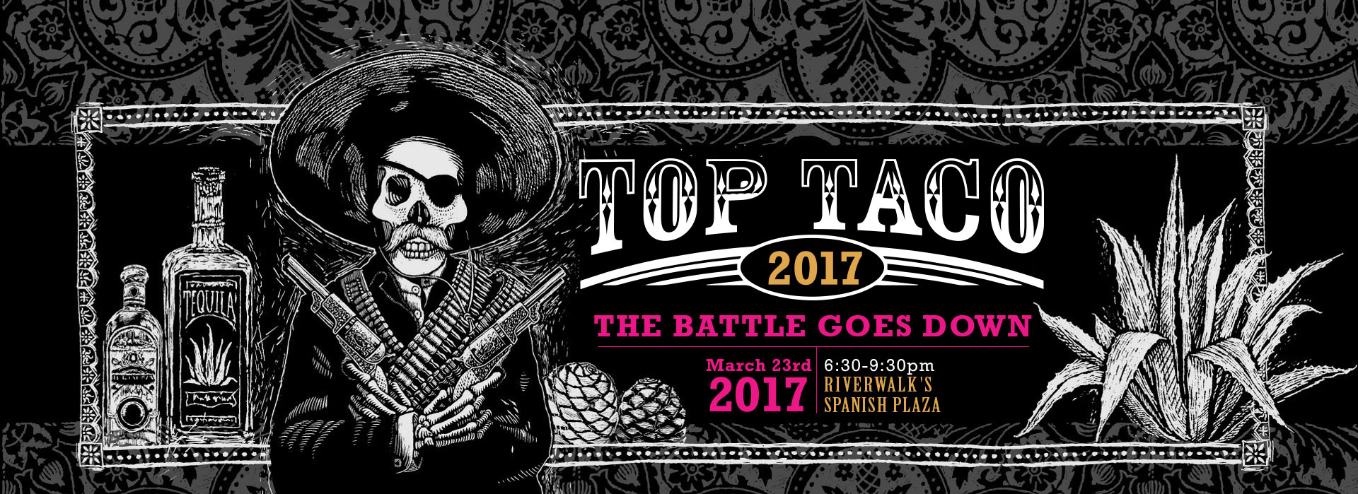 Top Taco Festival Debuts in New Orleans' Riverfront Plaza this March  copy