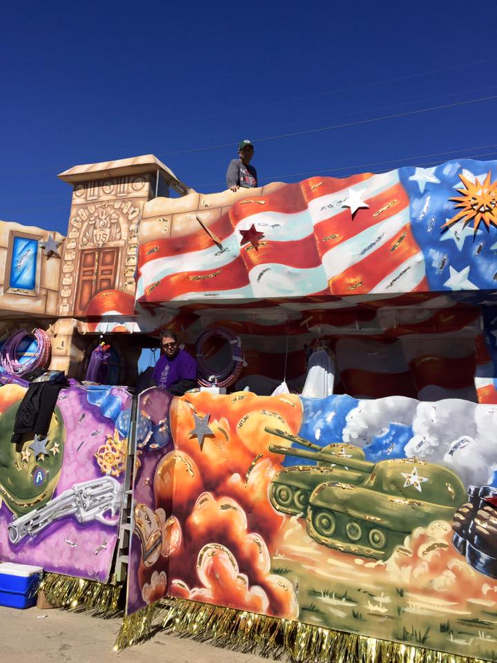 What it�s Like to Ride: The Krewe of Thoth