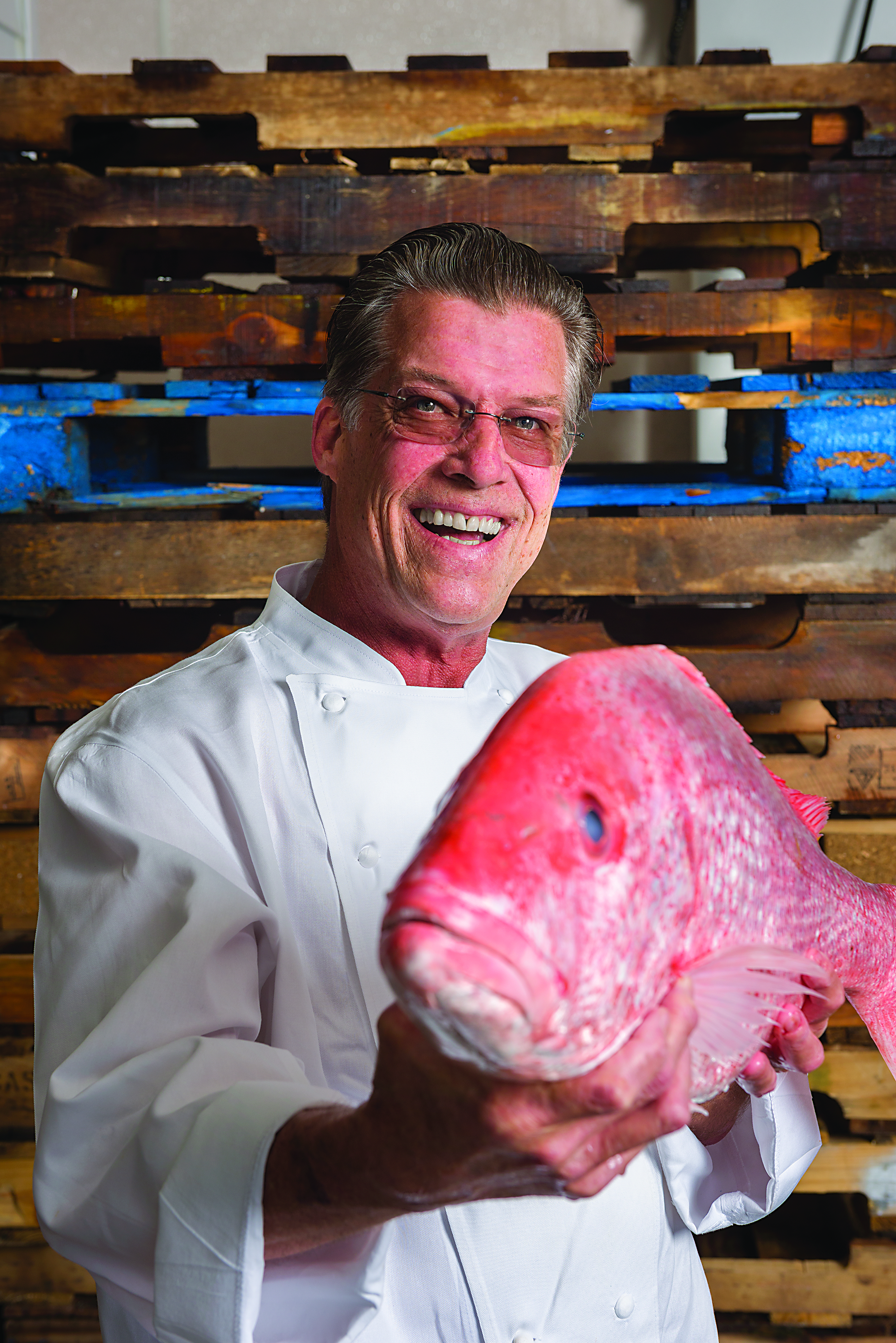 Nourishing an Oral Tradition with Chef Frank Brigtsen