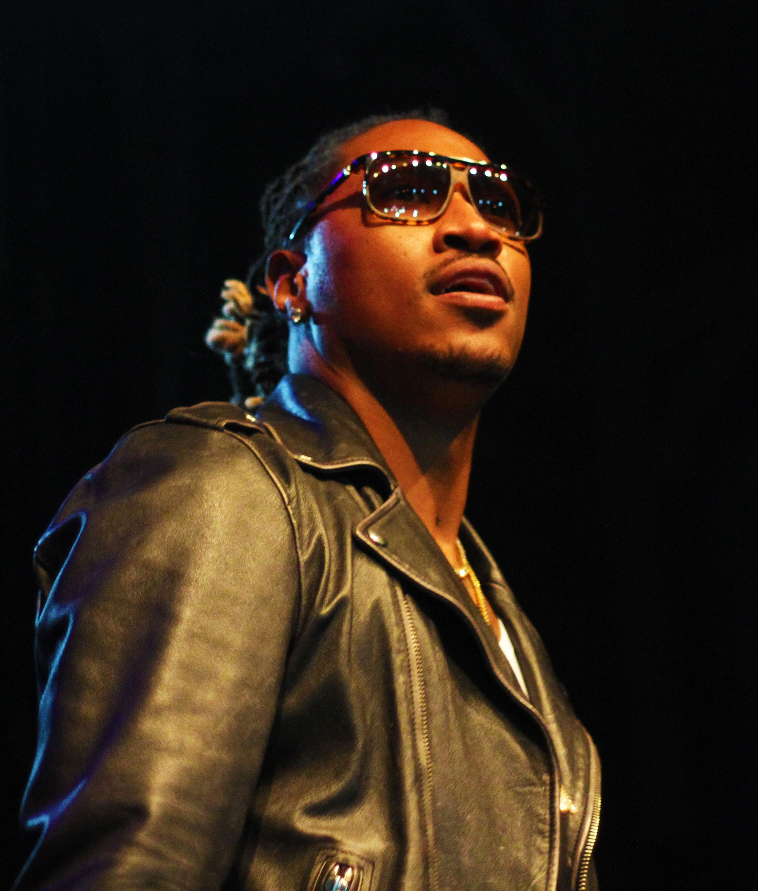 """""""I Put In Overtime Inside This Vocal Booth"""" -Future"""