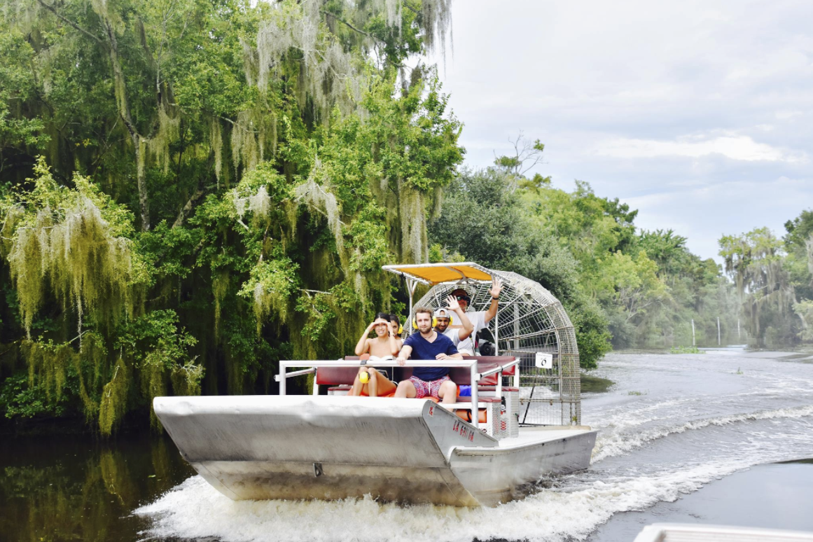 Adventure Time!: 8 Ways to Discover Adventure In and Near New Orleans This Summer