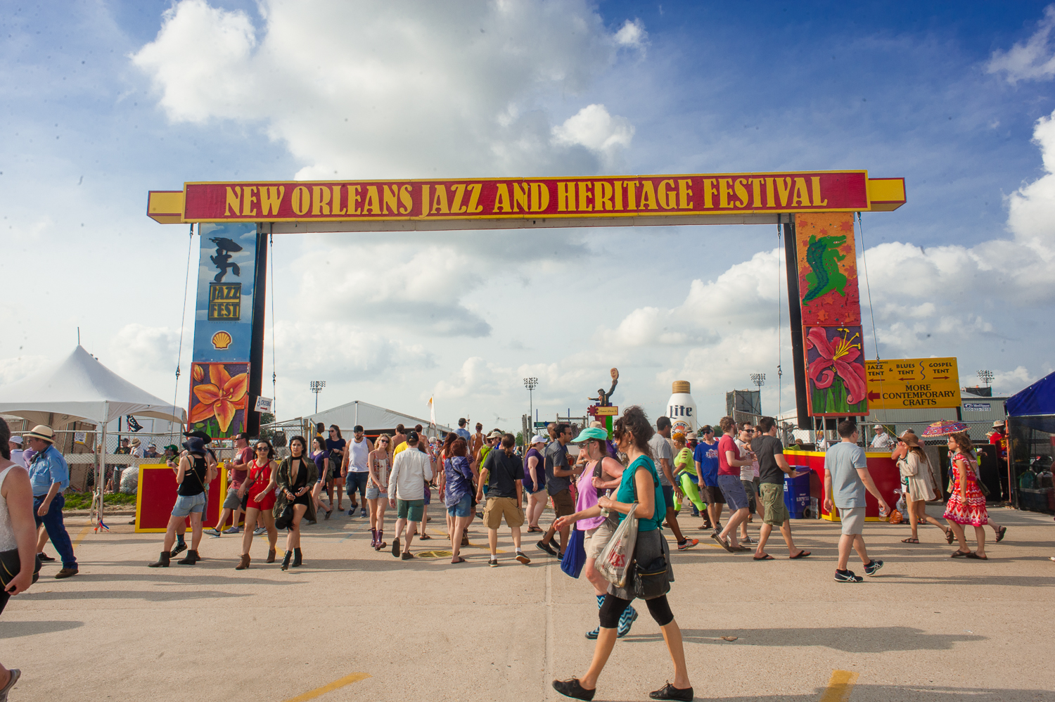 Jazz Fest 101 | Where Y\'at