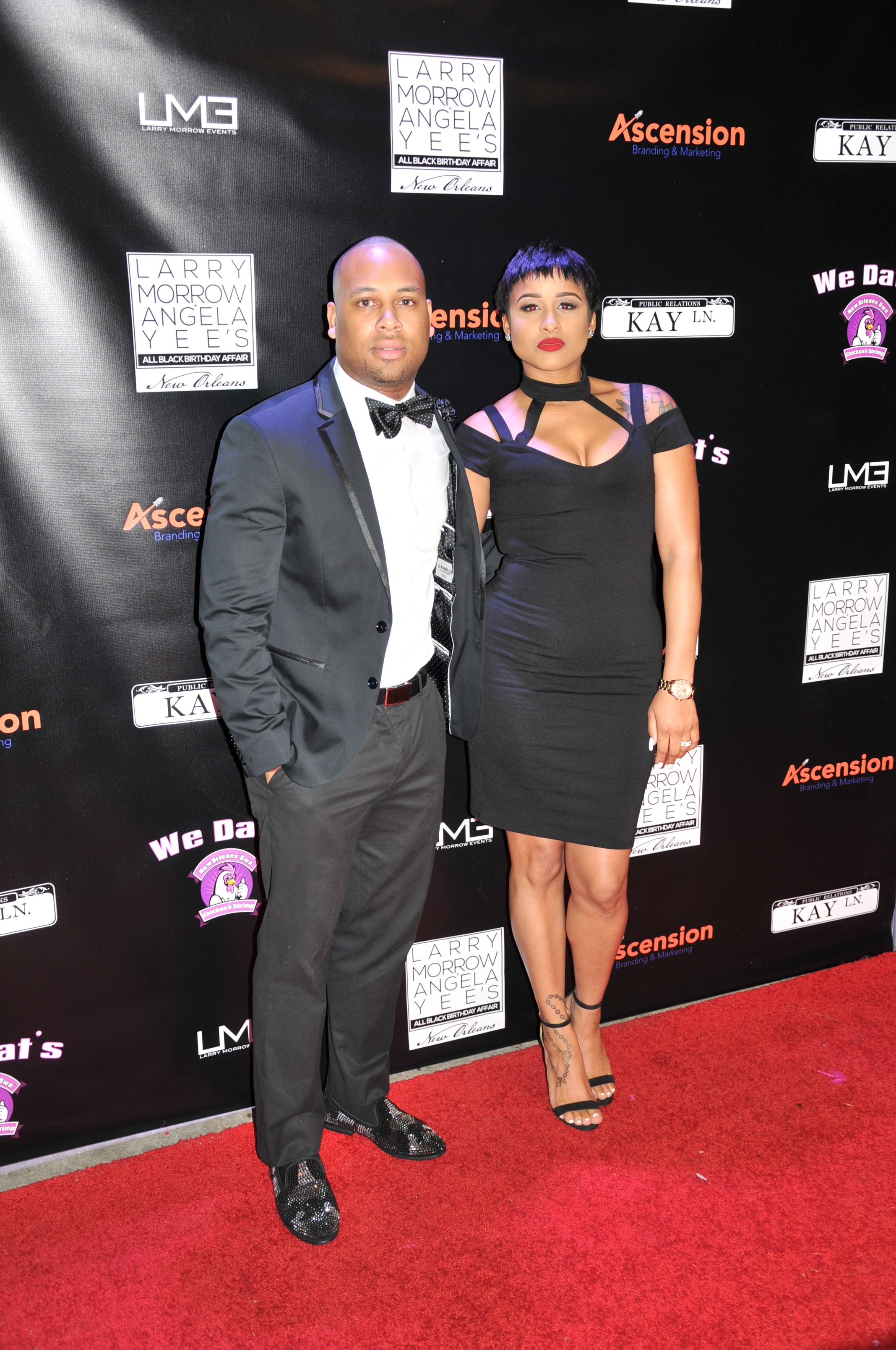 Angela Yee, Lil' Kim, Kenny Burns and More Celebrate At Metro