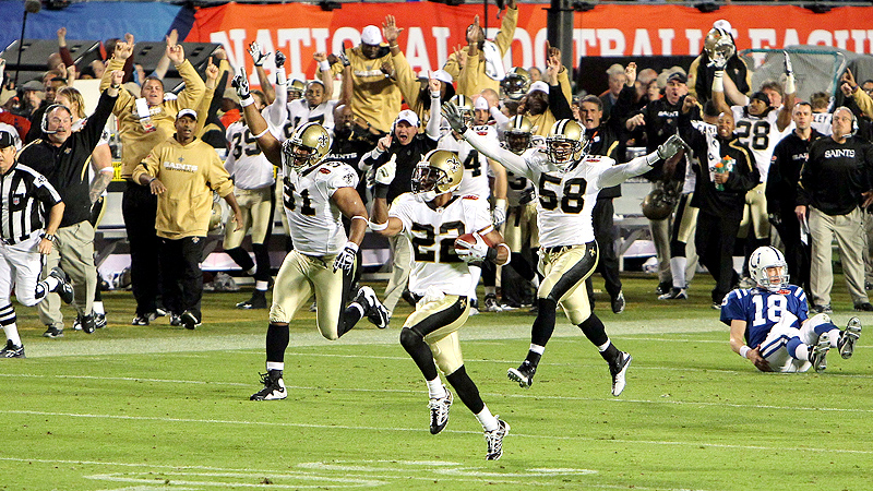 Best New Orleans Saints Games of All Time