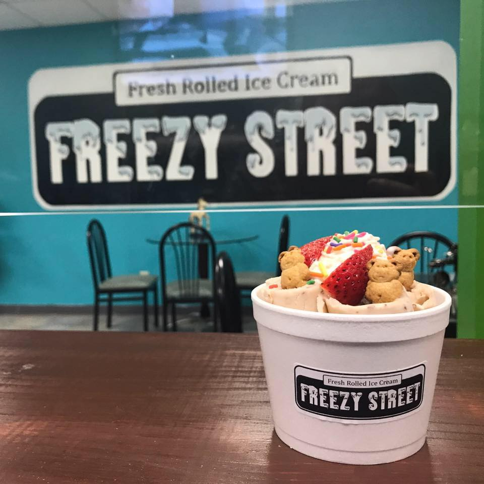 Freezy Street is Rollin' Up on St. Claude