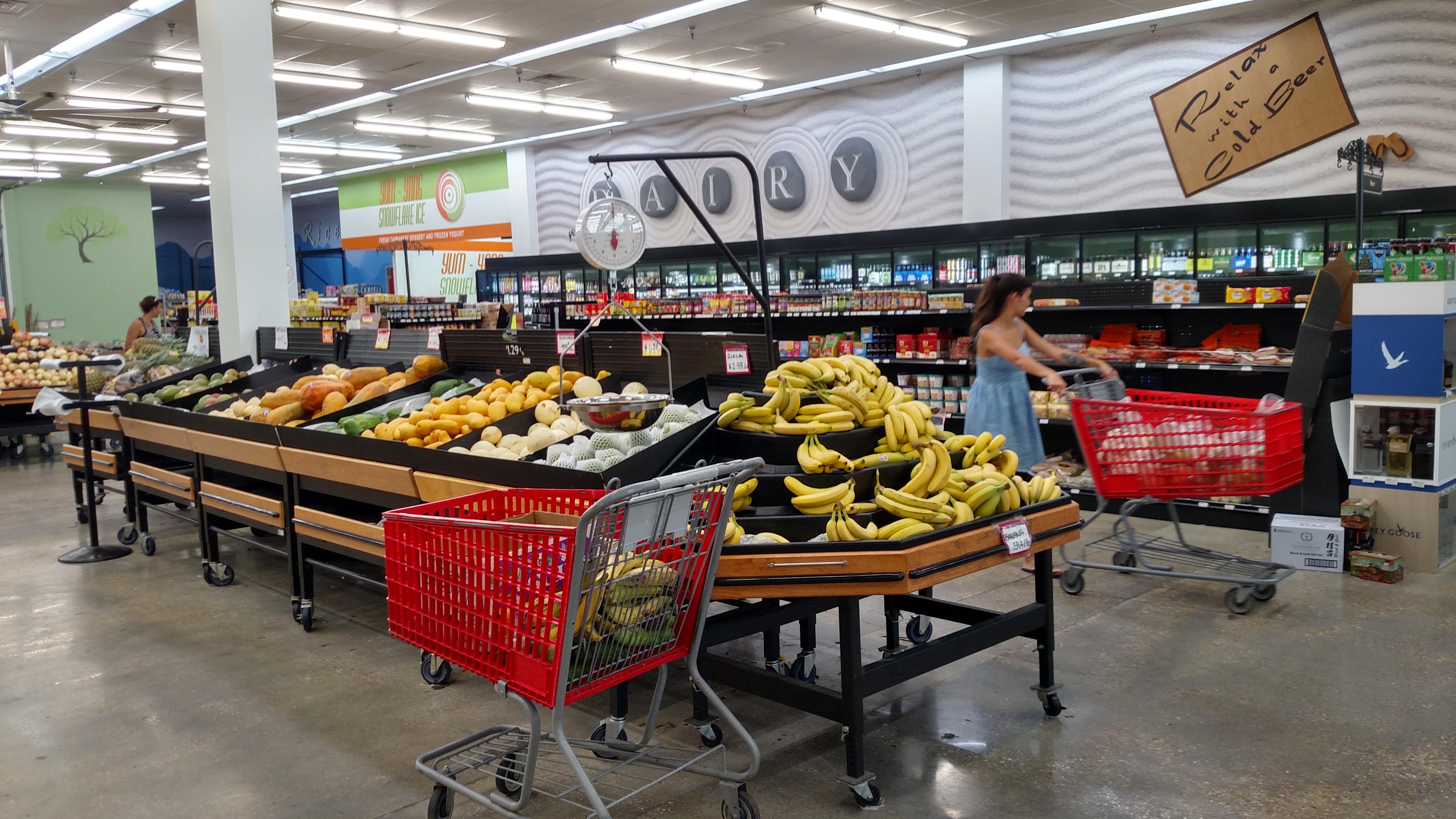 Asian Markets in NOLA