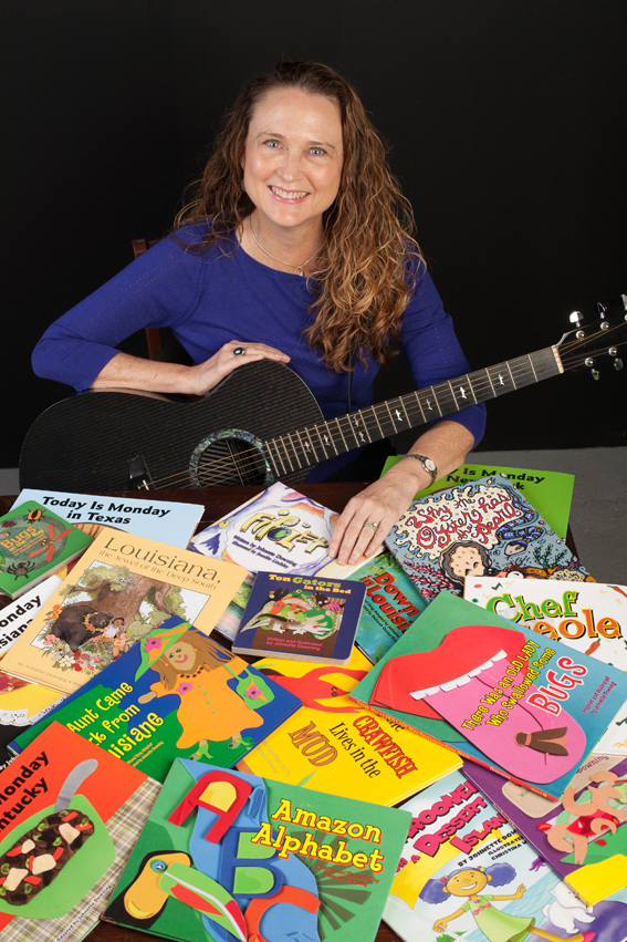 Children's Author and Musician Johnette Downing to Receive 2017 Louisiana Writer Award