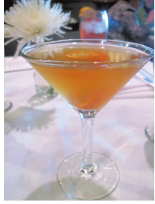 how to make a pitcher of french martinis