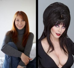 Here Comes Comic Con Interview With Elvira Where Y At