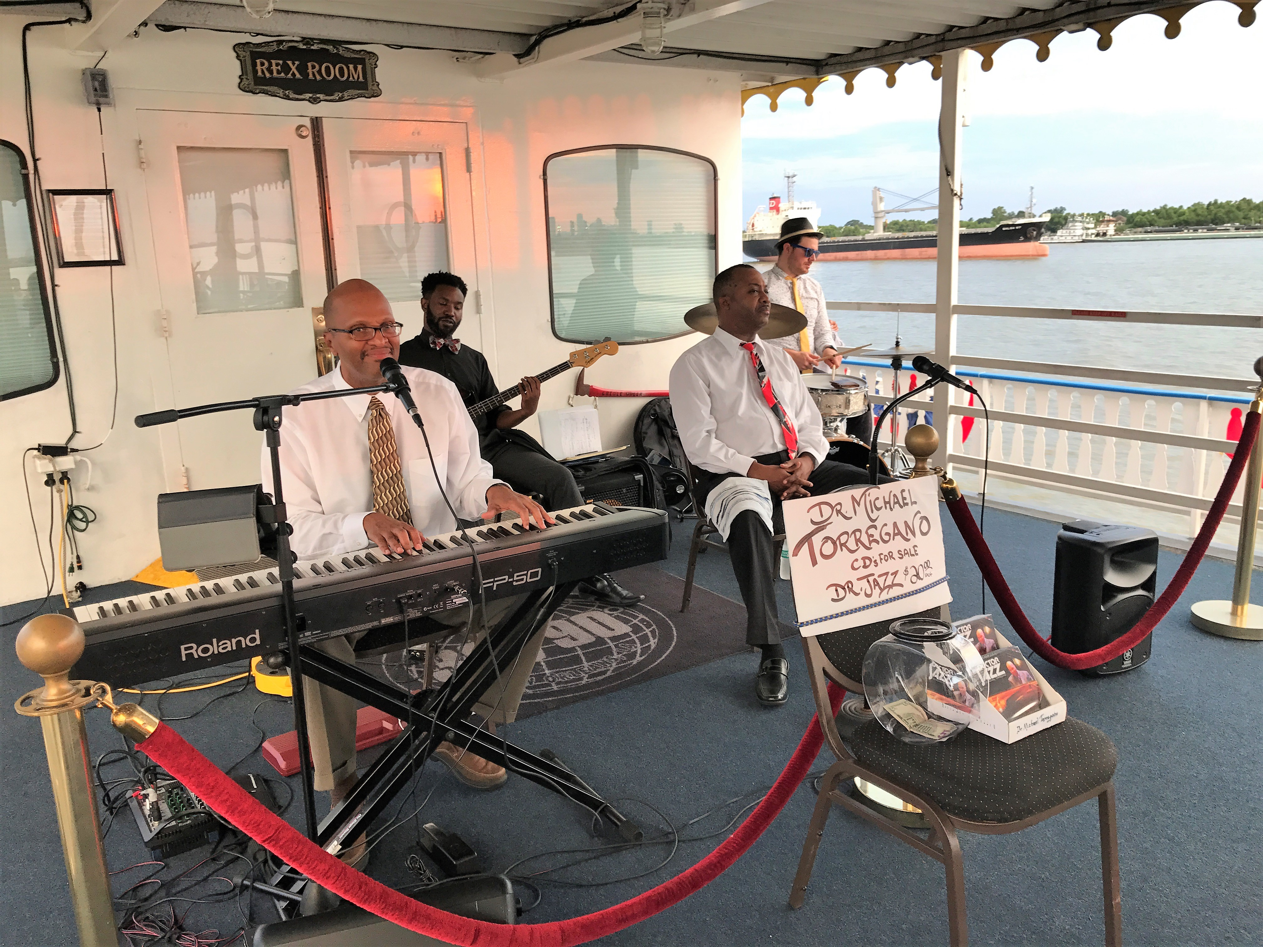Something That Floats Your Boat: A River Cruise Aboard the Creole Queen