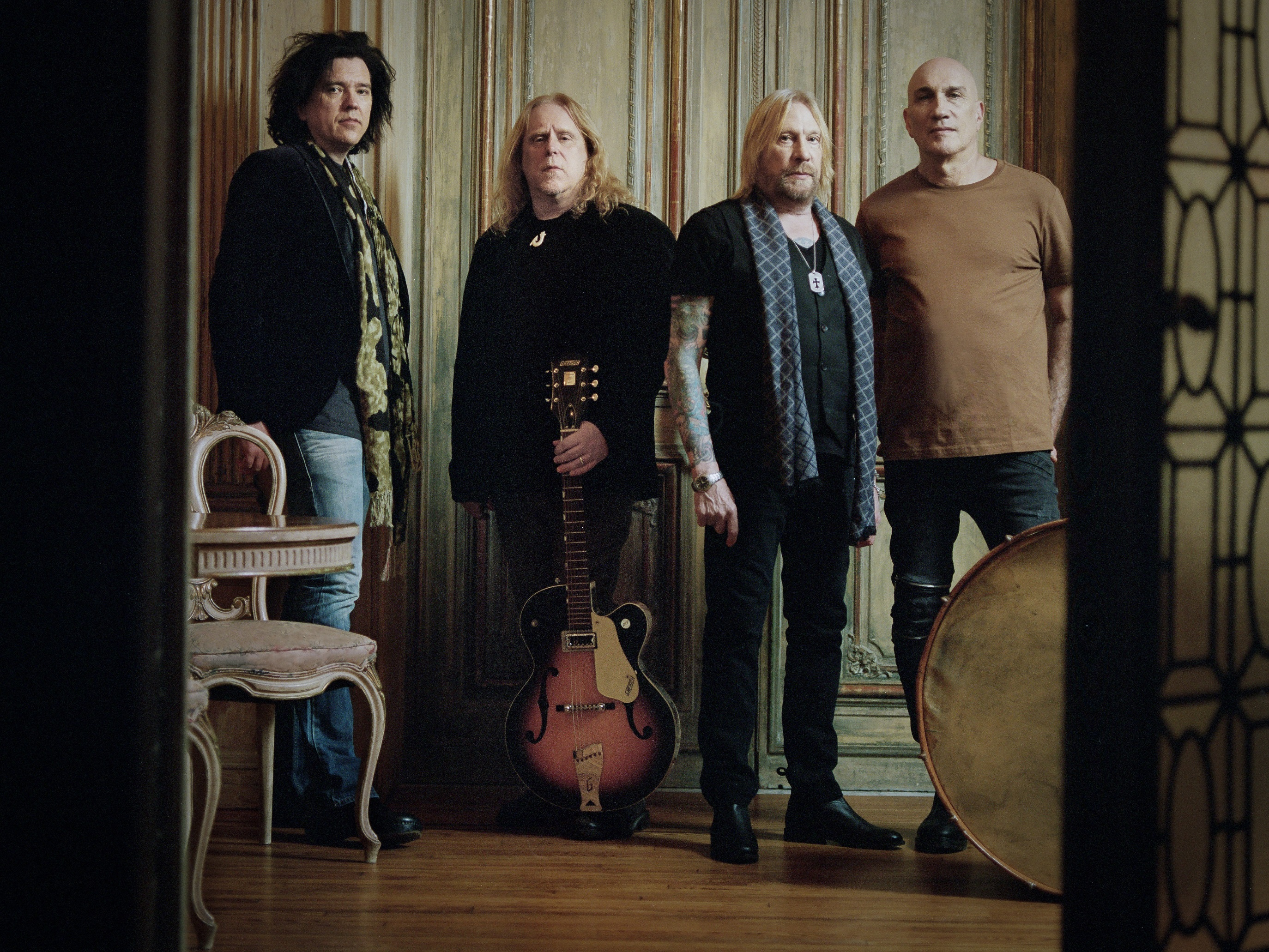 Gov't Mule Has Something To Say