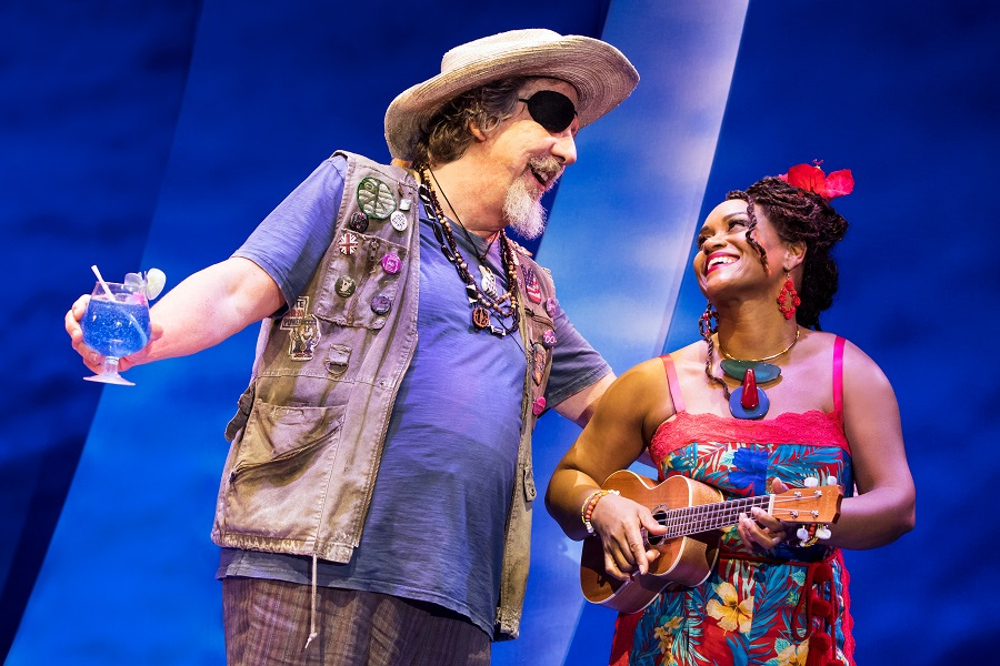 Escape to Margaritaville Ends a Week of Tropical Fun at the Saenger Theatre