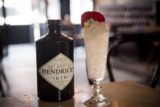 Heat Up Your Valentine's Day with Hendrick's Gin