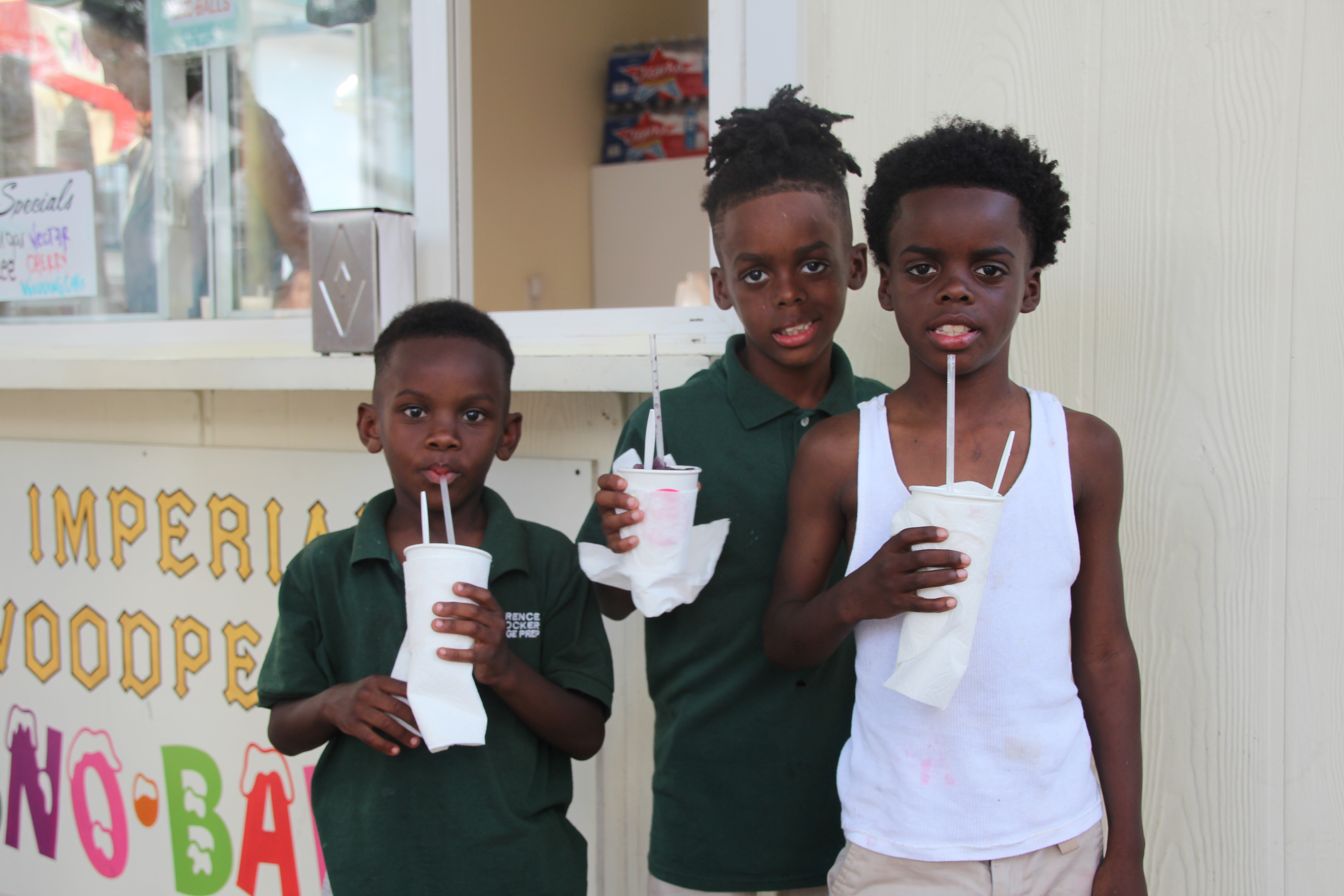 <em>Holy Snoballs!</em> The Search for the Best Snoball in New Orleans