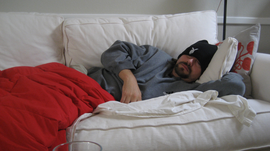 """It's """"Man-Flu"""" Season! Signs, Symptoms, and How to Stay Healthy This Flu Season"""