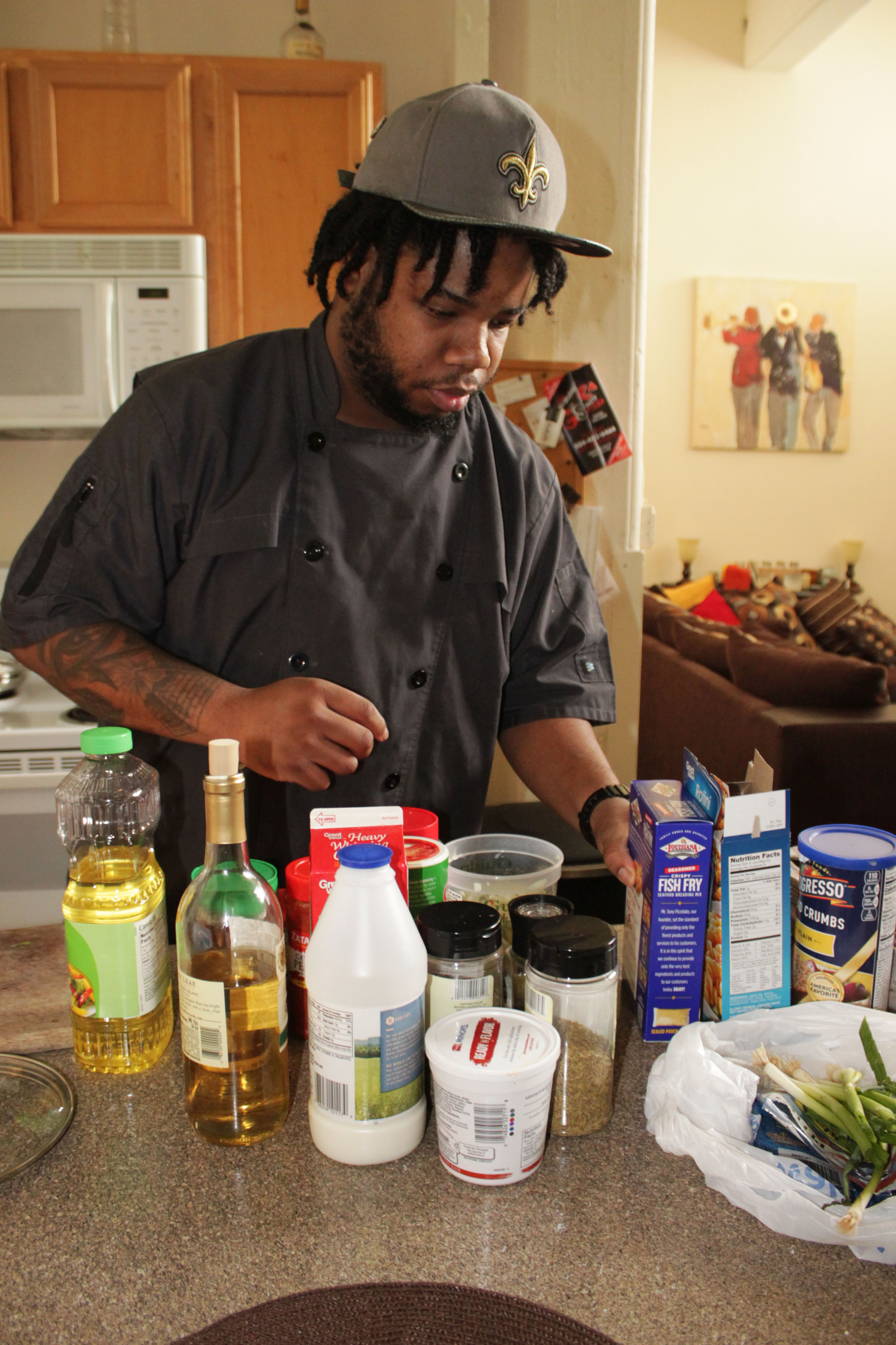 The Royal Family of Black Chefs in New Orleans