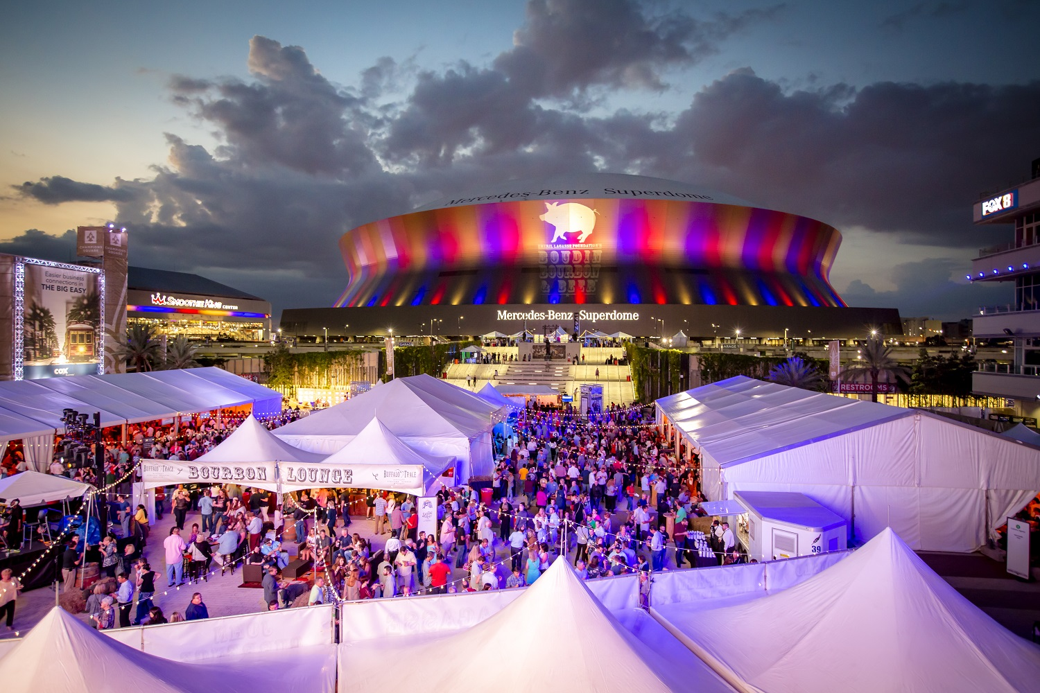 Emeril Lagasse Foundation Announces Music and Chef Lineup  for Boudin, Bourbon & Beer 2018