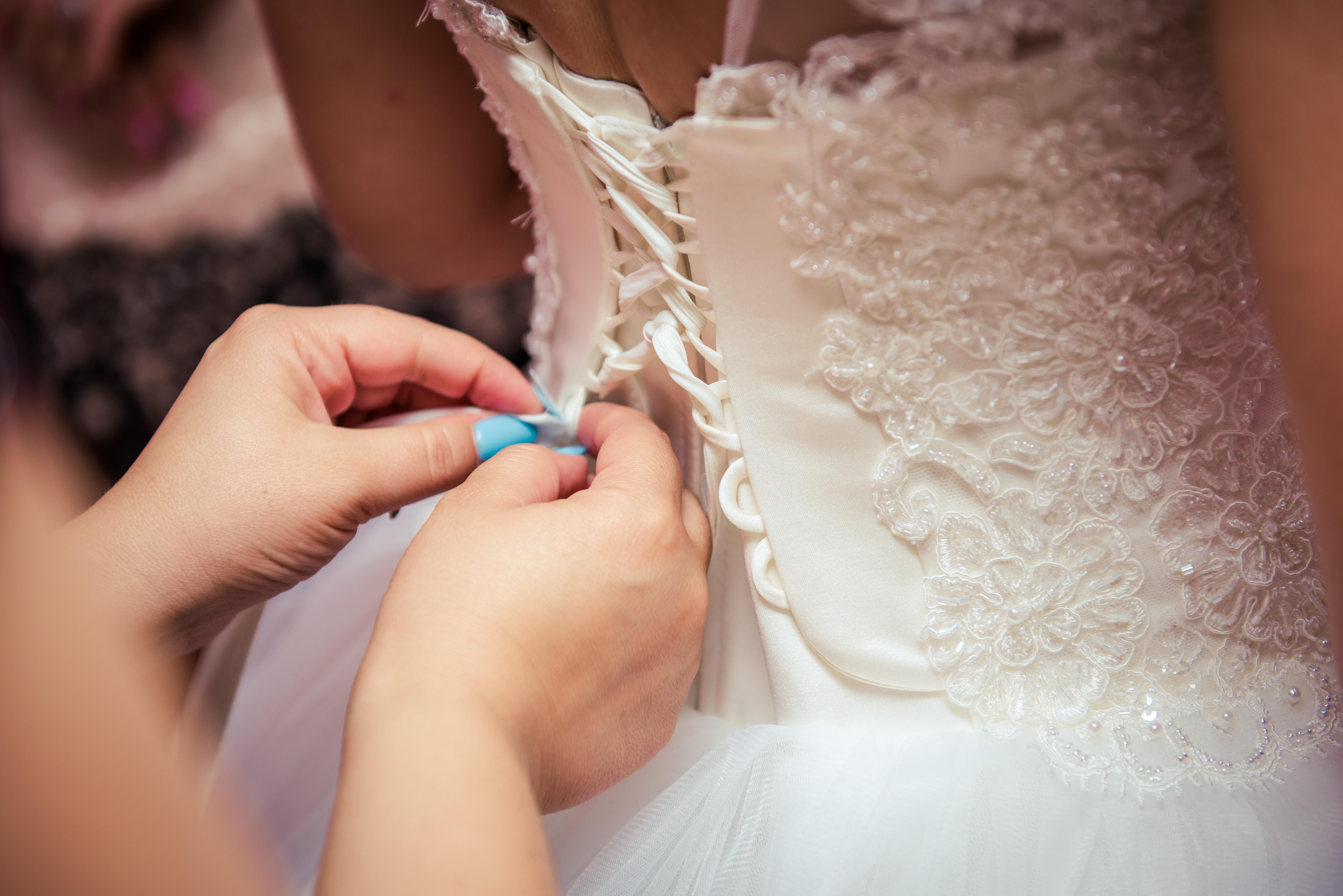 Em Something Borrowed Em The Benefits Of Buying A Used Wedding Dress Where Y At,Plus Size Wedding Dresses Cleveland Ohio