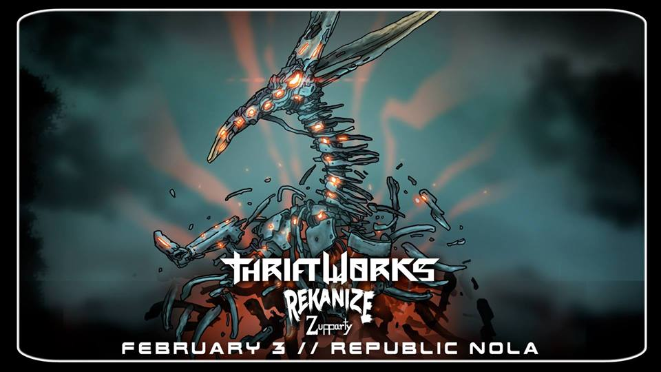 Thriftworks to Deliver Downtempo Decadence at Republic NOLA This Saturday, February 3