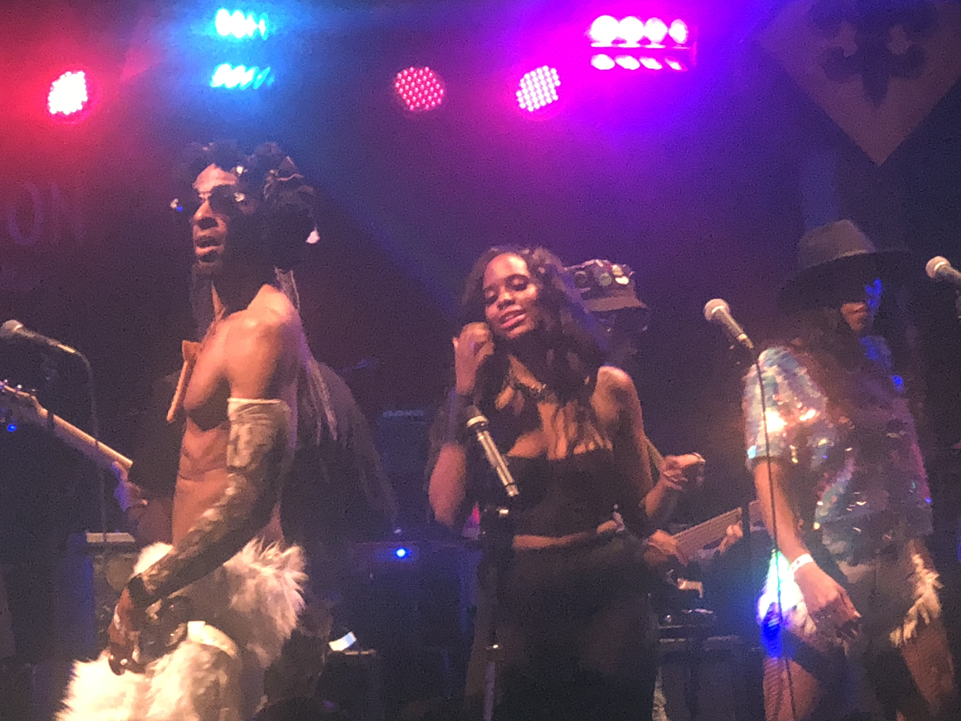 Parliament Funkadelic Brings the Funk to Tipitina's