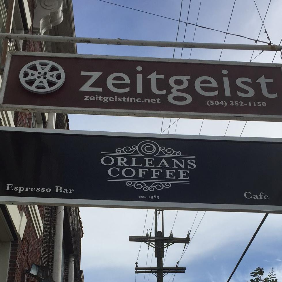Zeitgeist Space To Move Location After Mardi Gras