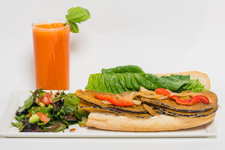 A Very Vegan & Vegetarian Valentine's Day