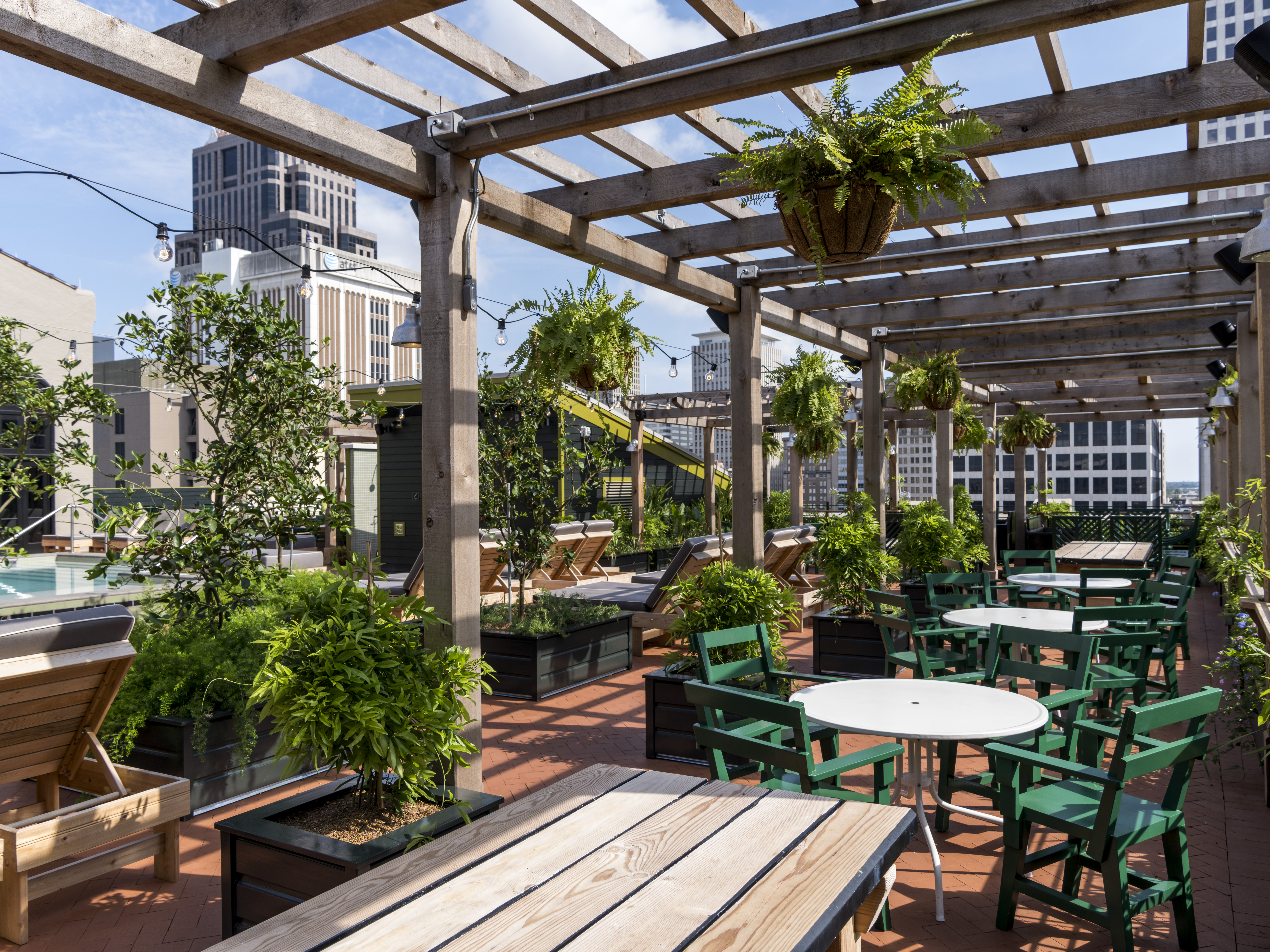 Drink in the View: Rooftop Bars of New Orleans | Where Y'at