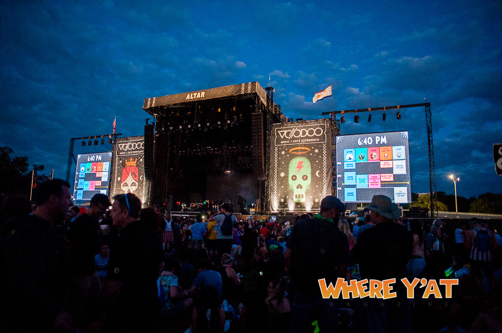 Recap of the Voodoo Music + Arts Experience: Were you there? Because we were!