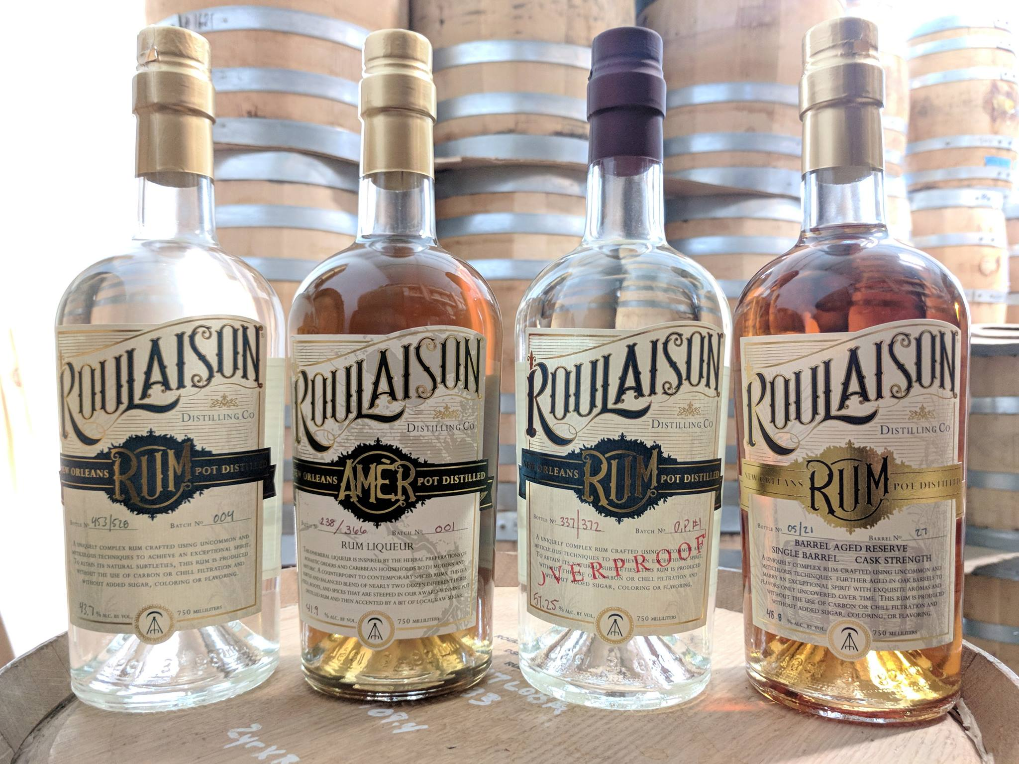 In Good Spirits: The Next Generation of New Orleans Distilleries