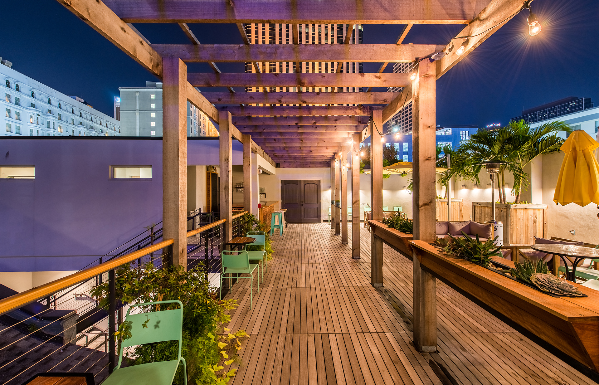 Drink in the View: Rooftop Bars of New Orleans | Where Y\'at