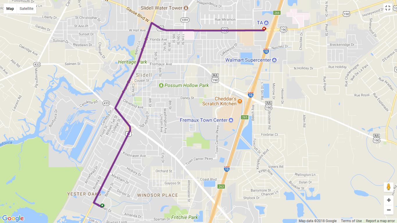 2018 Mardi Gras Parades & Routes